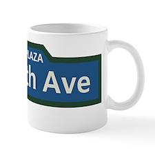 7th Avenue in NY Mug