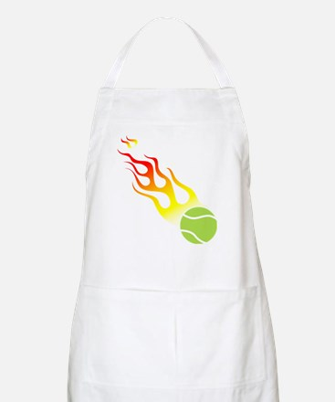 Tennis On Fire! Apron