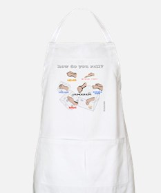 How do you roll? Apron