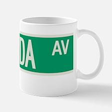 Loisaida Avenue in NY Mug