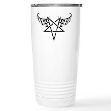 Cute Pentagram Travel Mug