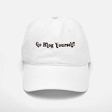 Go Blog Yourself - Baseball Baseball Cap