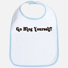 Go Blog Yourself - Bib