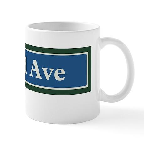 3rd Avenue in NY Mug