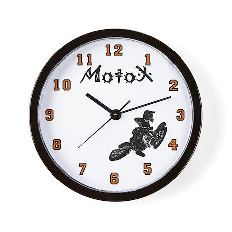 KTM Motocross clock Wall Clock