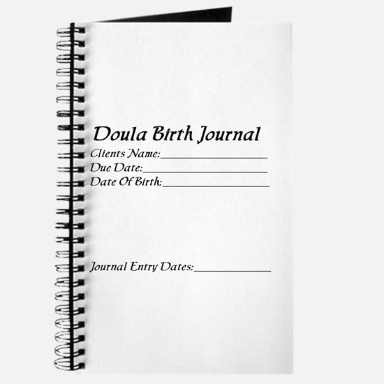 Birth Record Journal