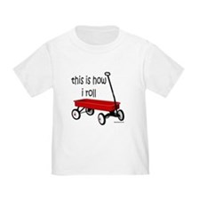 LITTLE RED WAGON T