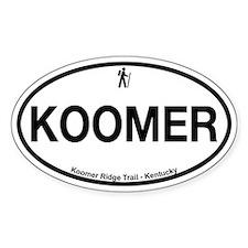 Koomer Ridge Trail