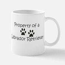 Property of a Lab - Mug