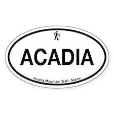 Acadia Mountain Trail