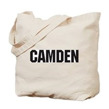 Camden, New Jersey Tote Bag