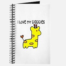 #5 I Love My Daddies Journal