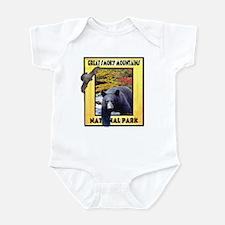 Great Smoky Mountains Nationa Infant Bodysuit