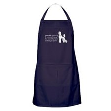 Nothing to prove Apron (dark)