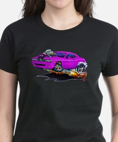 Challenger Purple Car Tee