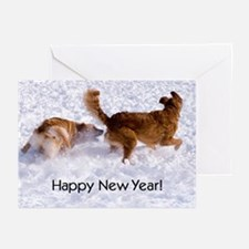 """Happy New Year"" Greeting Cards (20 pk)"