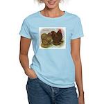 Cochins Golden Laced Women's Light T-Shirt