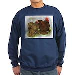 Cochins Golden Laced Sweatshirt (dark)