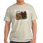 Cochins Golden Laced Light T-Shirt