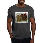 Cochins Golden Laced Dark T-Shirt