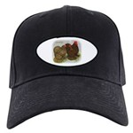 Cochins Golden Laced Black Cap