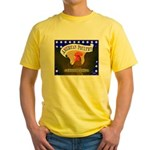 American Poultry Yellow T-Shirt