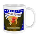 American Poultry Mug