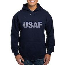 USAF Hoodie (dark blue)