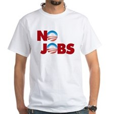 No Jobs from Barack