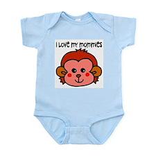 #6 I Love My Mommies Infant Creeper