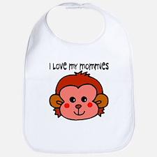 #6 I Love My Mommies Bib