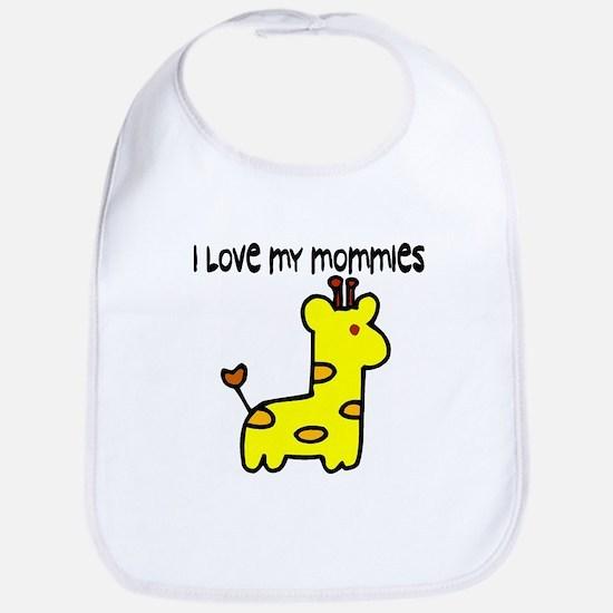 #5 I Love My Mommies Bib