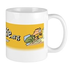 Cute Irc junkie Mug