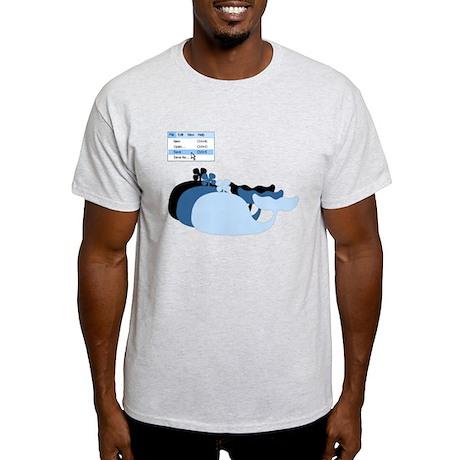 Whales Light T-Shirt
