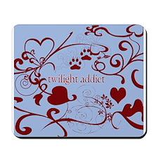 Twilight Addict Mousepad
