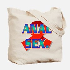 ANAL SEX: HOW LIBERALS PROCREATE. Tote Bag