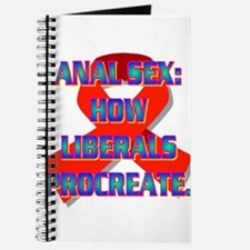 ANAL SEX: HOW LIBERALS PROCREATE. Journal