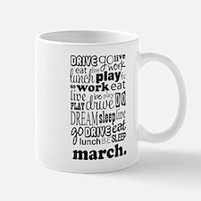 Marching Band Life Mug