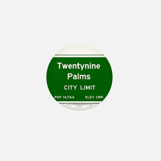 Twentynine Palms Mini Button