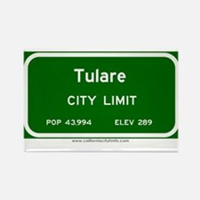 Tulare Rectangle Magnet