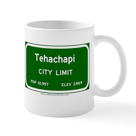 Tehachapi Mug