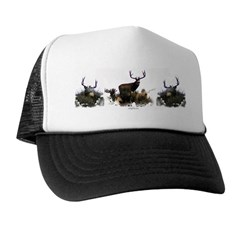Trophy buck,Trucker Hat