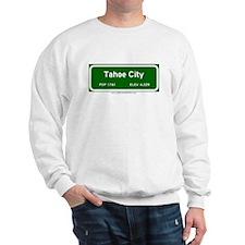 Tahoe City Sweatshirt