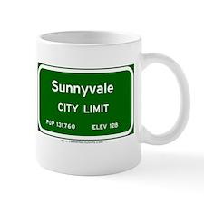 Sunnyvale Small Mug