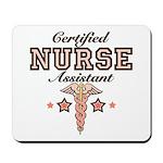 Certified Nurse Assistant Mousepad