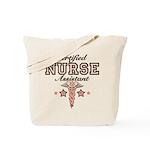 Certified Nurse Assistant Tote Bag