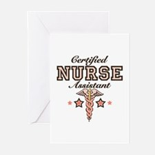 Certified Nurse Assistant Greeting Cards (Pk of 20