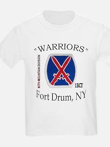 10th Mount Div 1BCT T-Shirt