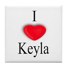 Keyla Tile Coaster