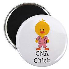 """CNA Chick 2.25"""" Magnet (10 pack)"""